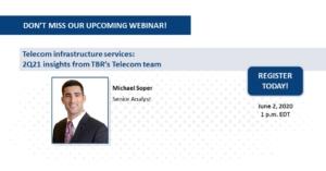 Webinar: Telecom infrastructure services 2Q21 insights