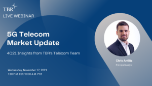 4Q21 Webinar: 5G Telecom Market Update